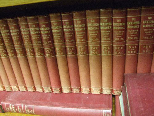 Eleventh Edition, 1911
