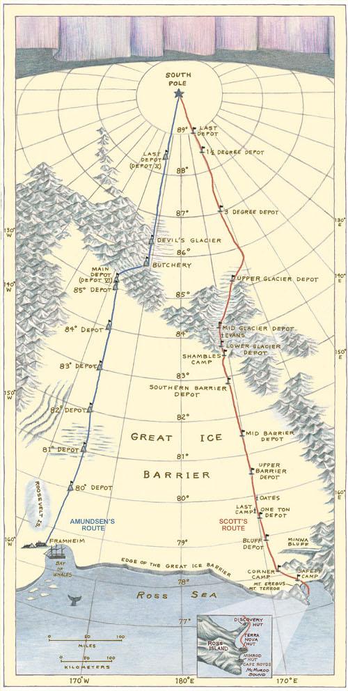 map-race